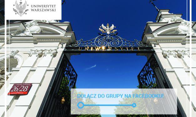 Klub Absolwentów UW otwiera nową platformę komunikacji!
