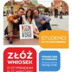 Stypendia m.st. Warszawy im. Jana Pawła II